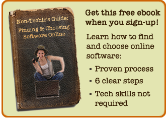 The Non-Techies Guide to Finding and Choosing Software Online
