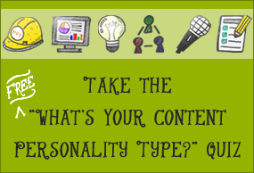 The Content Personality Type Quiz